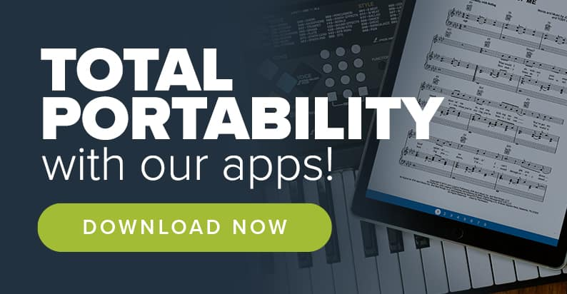 Discover the Musicnotes App